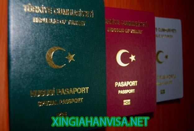 Dịch vụ xin visa ở cửa khẩu mộc bài