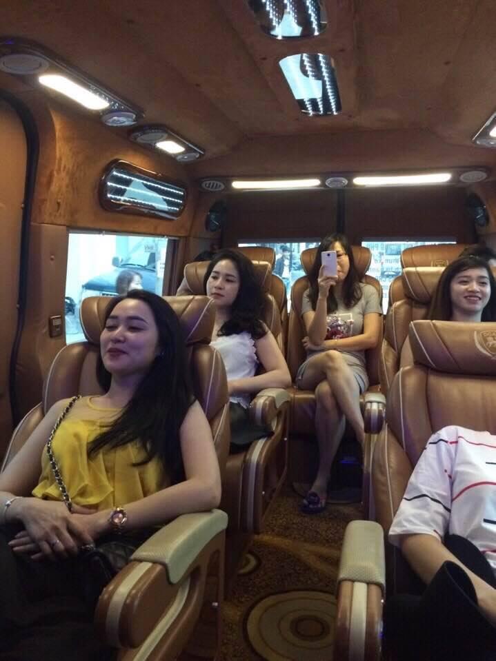Thuê xe limousine đi Tây Ninh